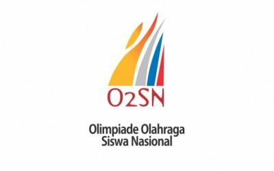 Juara 3 O2SN Tingkat Provinsi